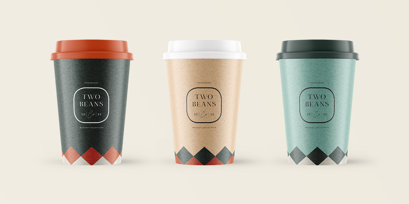 Free Download: Coffee Cup Mockup