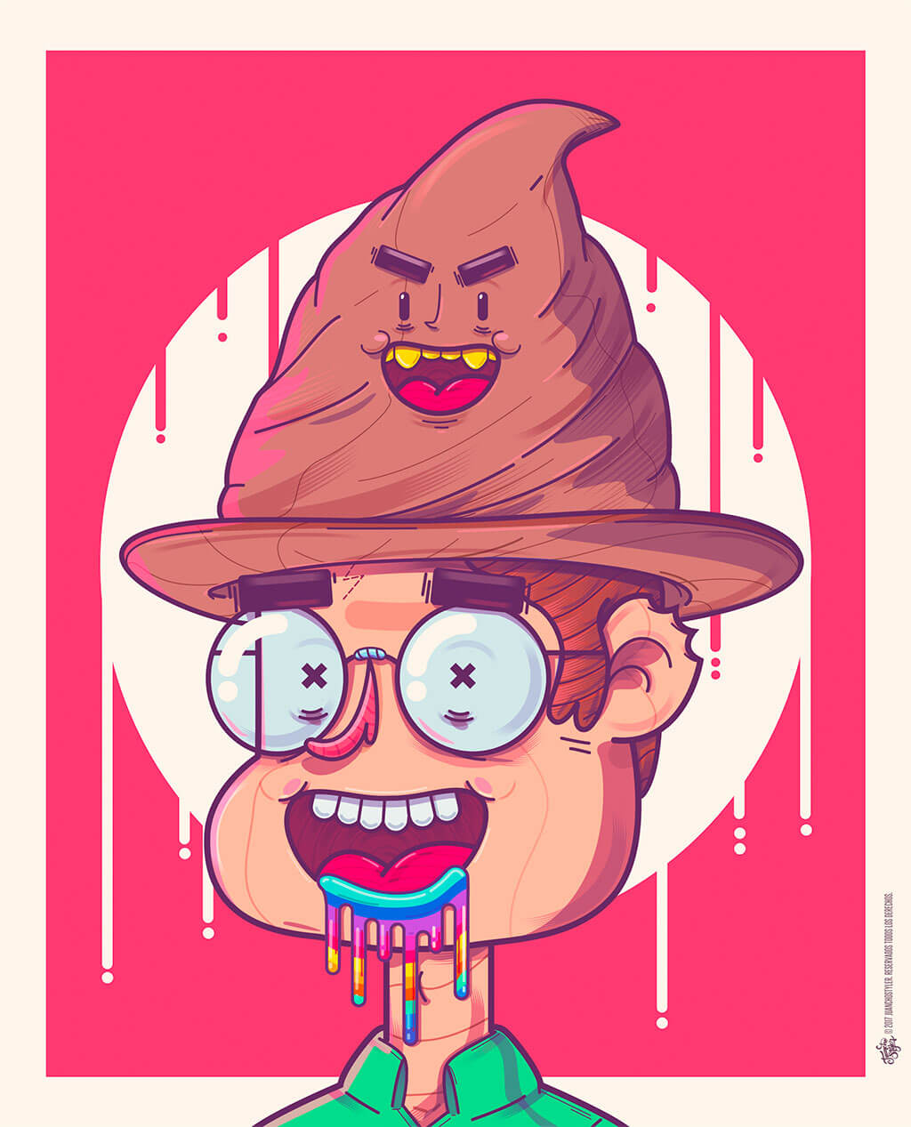Harry Potter Fan Art by JuanchoStyler