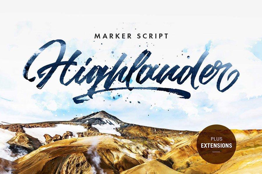 Highlander Marker Script