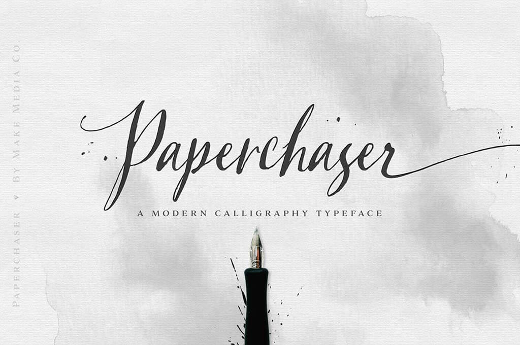 Paperchaser Modern Calligraphy