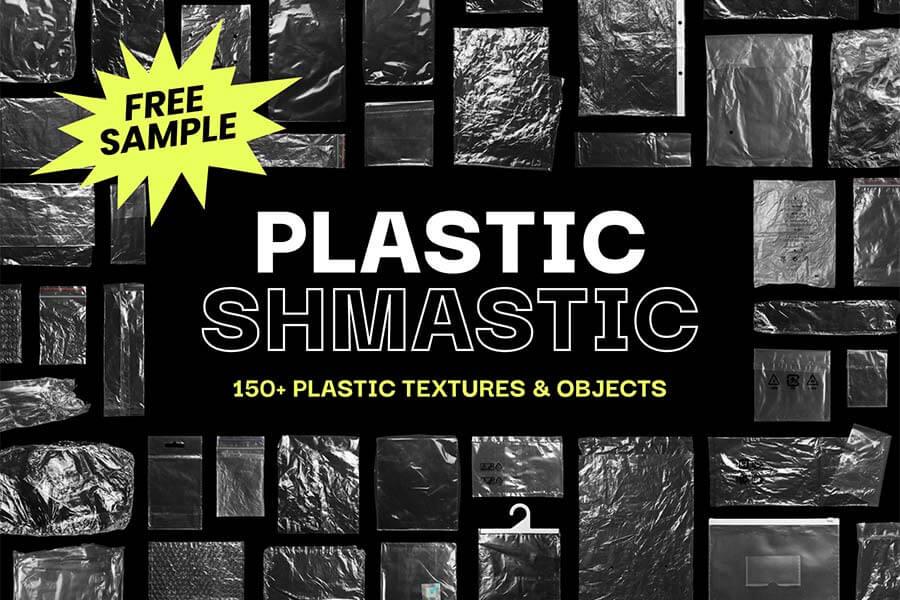 Plastic Shmastic — Textures& Objects Bundle