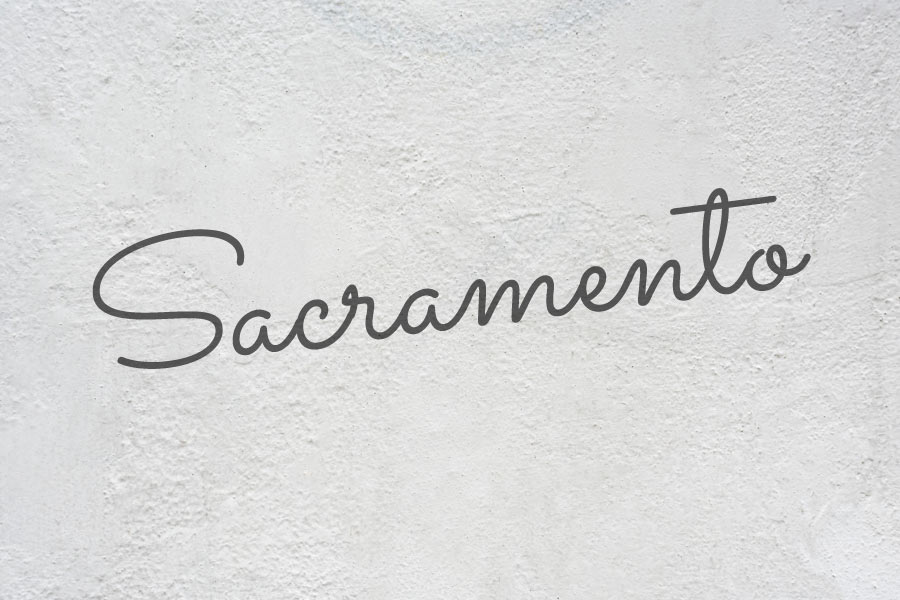 Sacramento Font