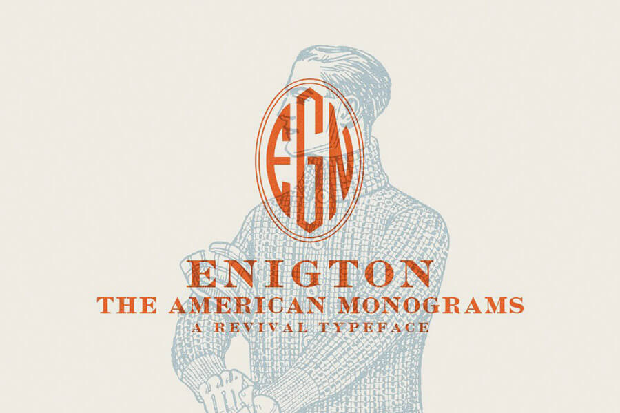 Enigton Monogram Maker