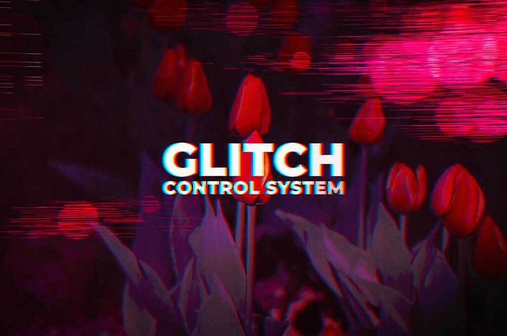 Distorted 350+ Glitch Effects & Elements