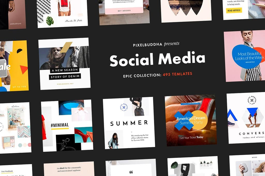 Epic Social Media Bundle