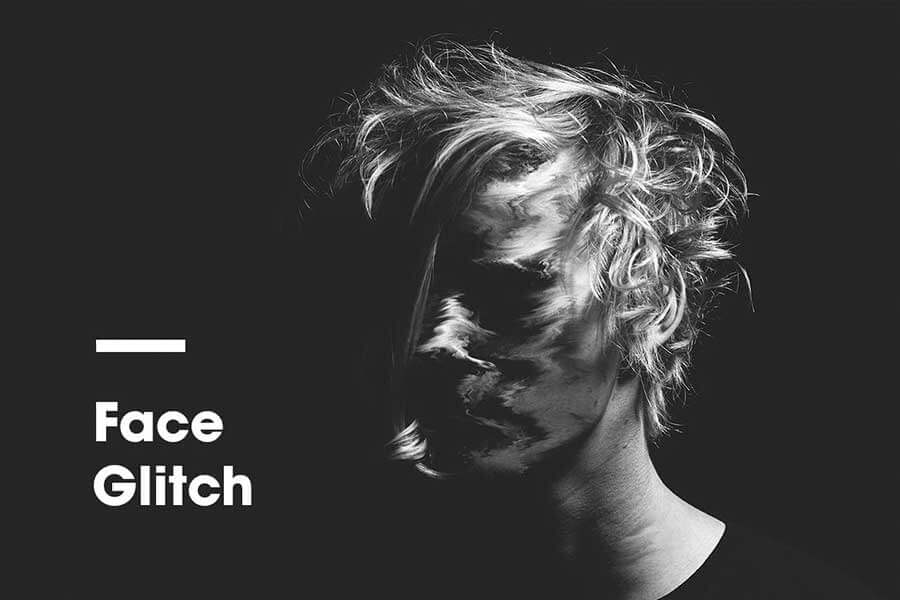 Face Glitch Filter