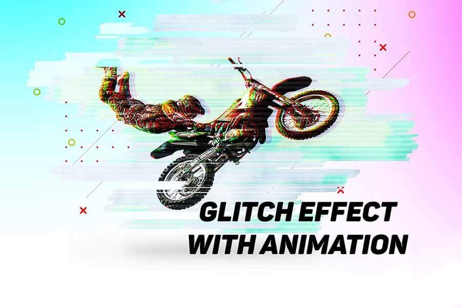 Glitch GIF Effect