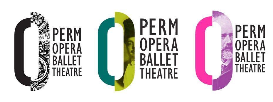 Perm Opera Ballet Theatre Rebranding Project