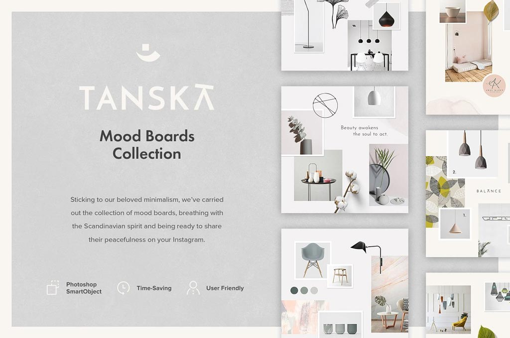 Tanska Free Instagram Templates Collection