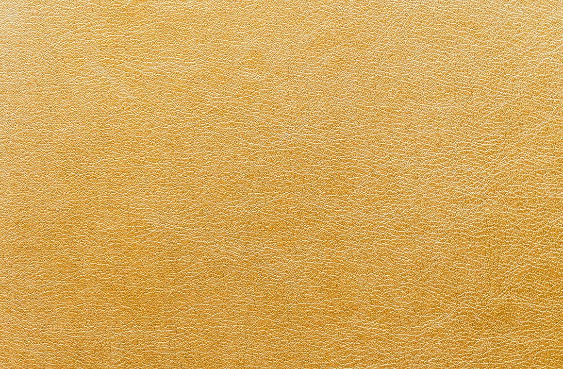 Abstract Gold Leather Texture