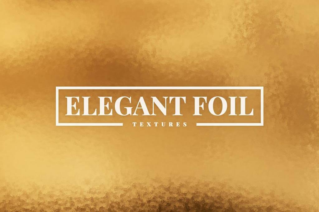 Elegant Foil Textures