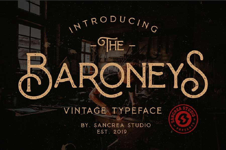 Baroneys Textured