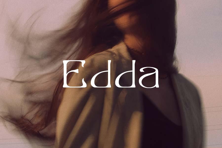 Edda Font