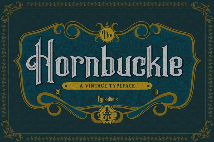 Hornbuckle + Extras