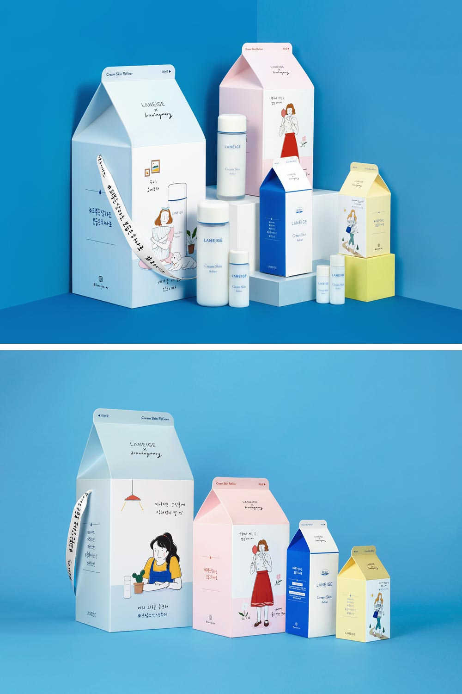 LANEIGE Cream Skin 1st Anniversary Kit