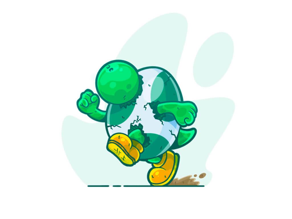 Mario Fan Art by Jesse Mann