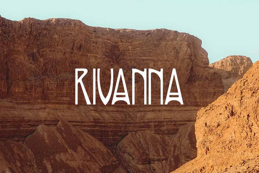 Rivanna Font