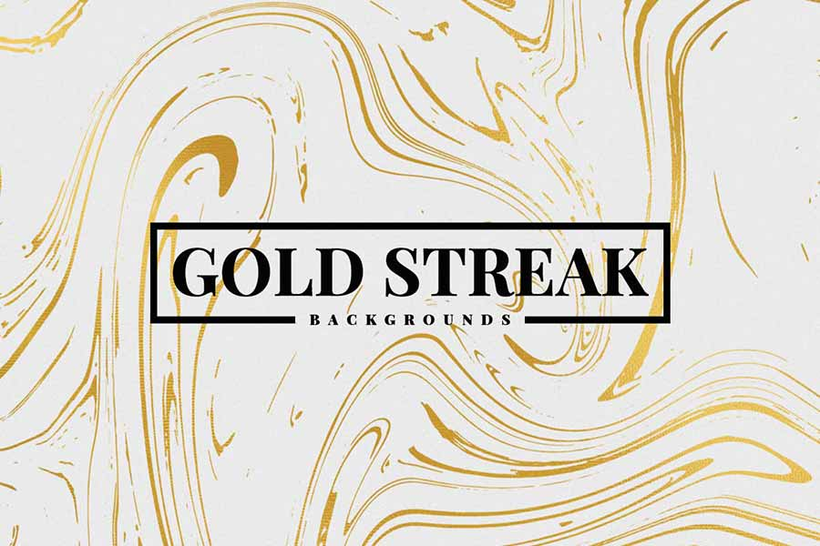 Gold Streak Backgrounds