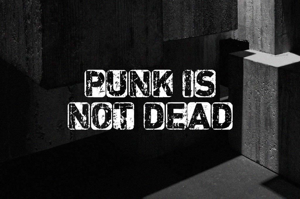 CF Punk Is Not Dead