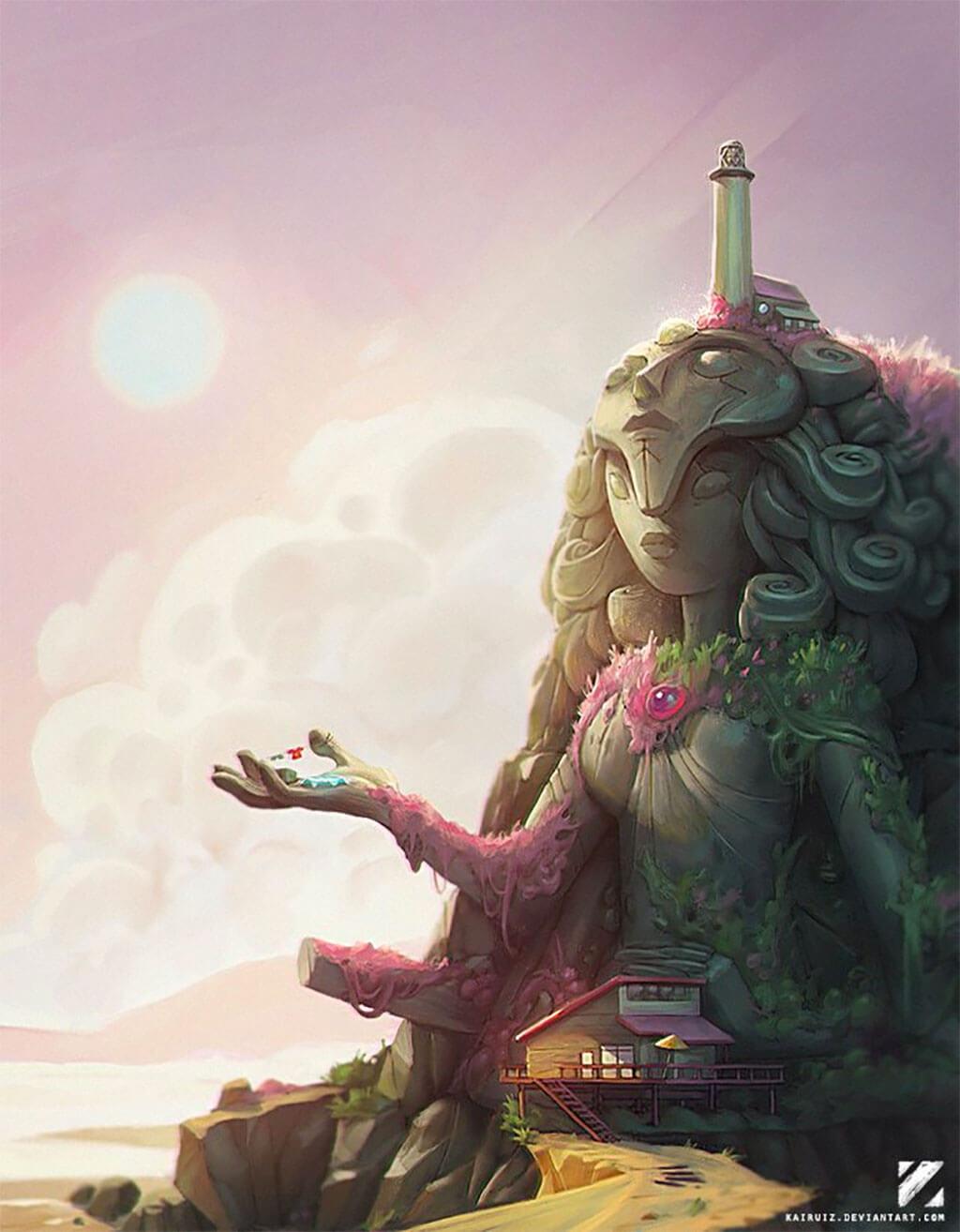Steven Universe Fan Art by Carlos Ruiz