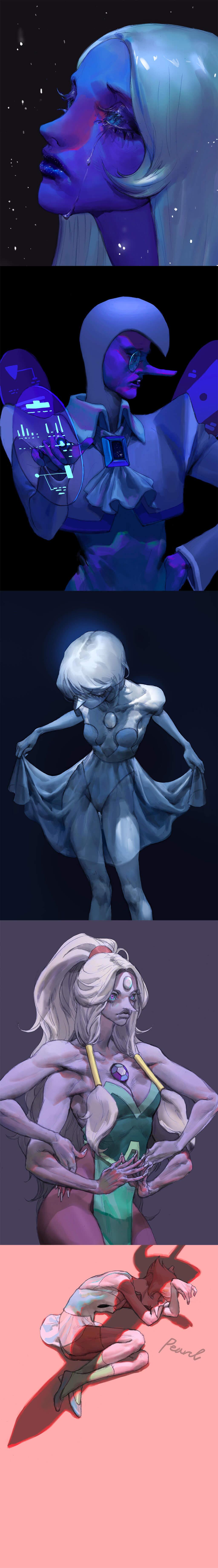 Steven Universe Fan Art by JUNG JIA