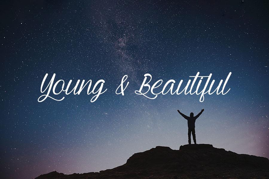 Mf Young & Beautiful Font