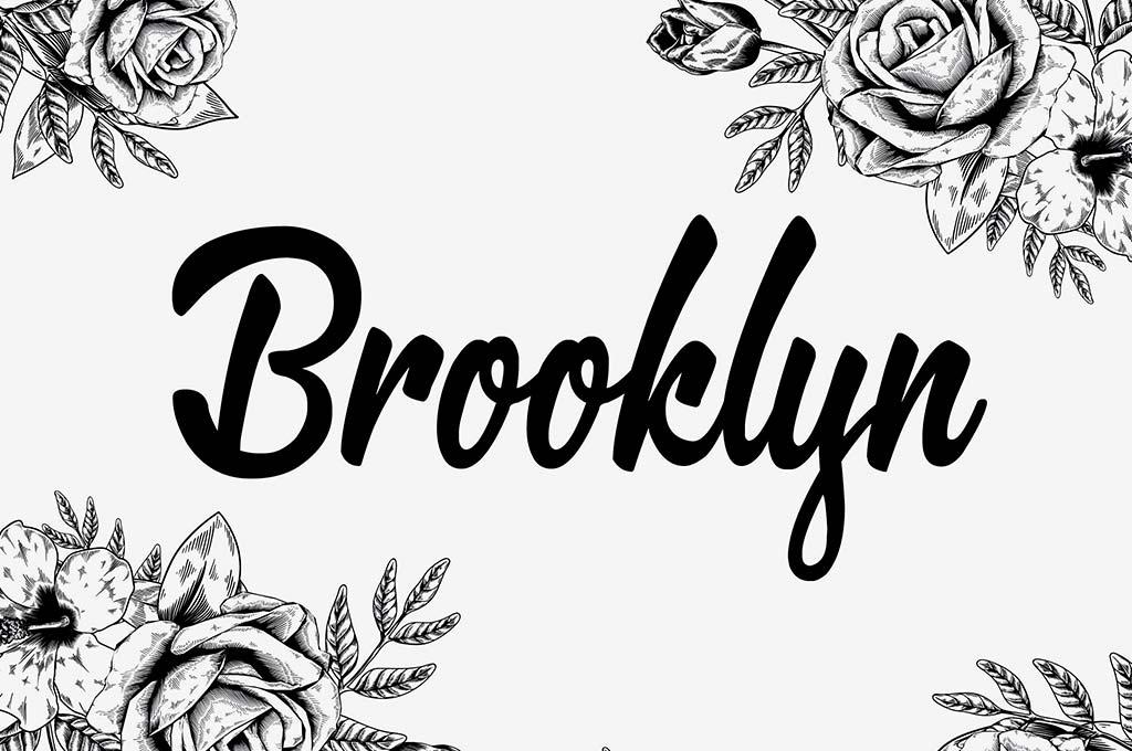 Brooklyn Script