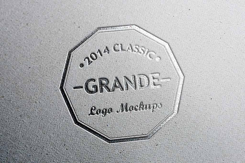 7 Free Logo Mockups