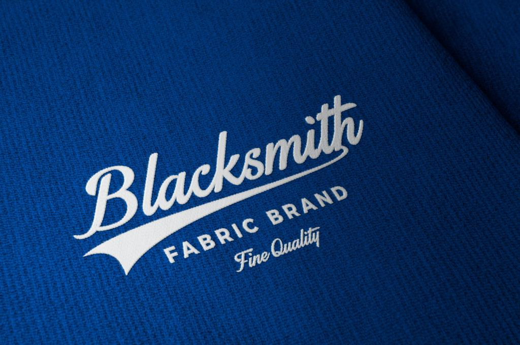 Fabric Logo Mockups