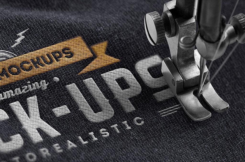 Logo Mockups Vol. 1