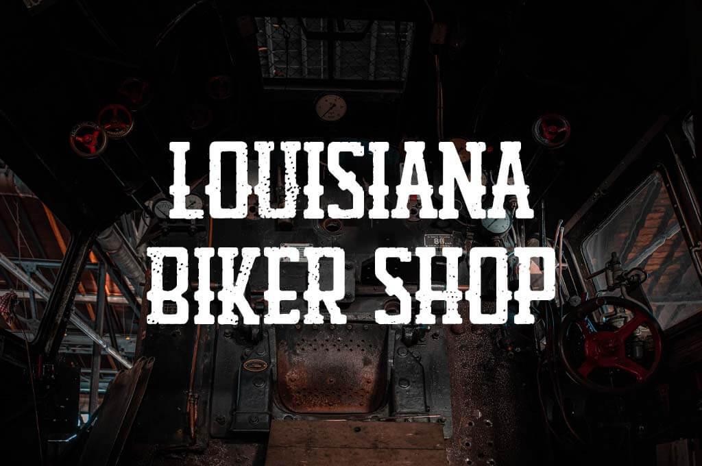 Louisiana Biker Shop