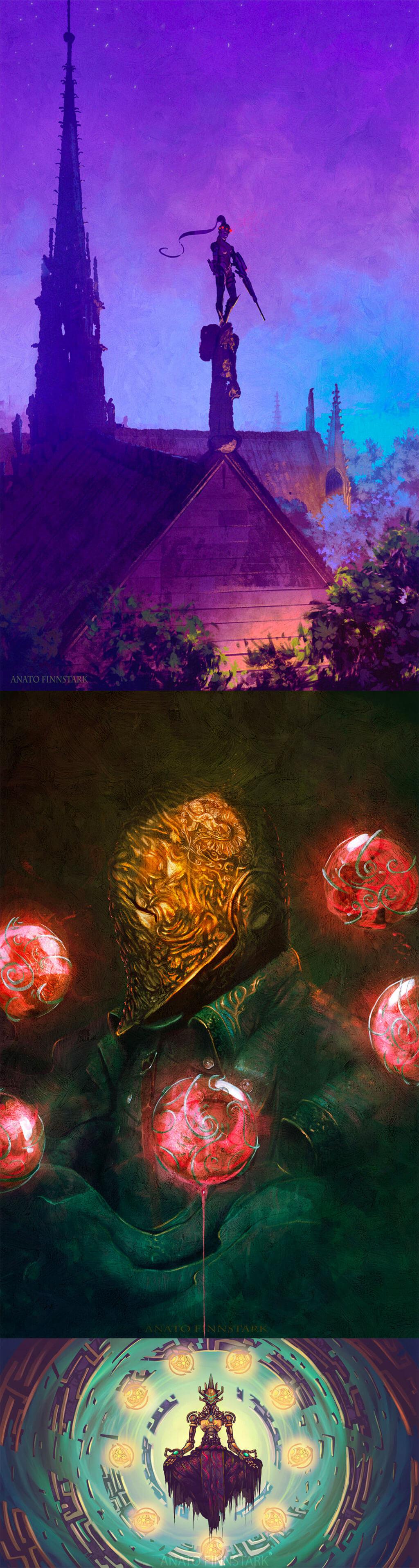 Overwatch Fan Art by Anato Finnstark