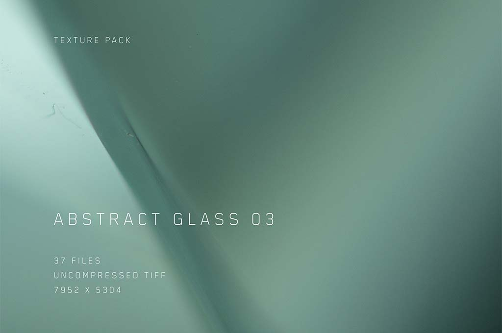 Abstract Glass Textures