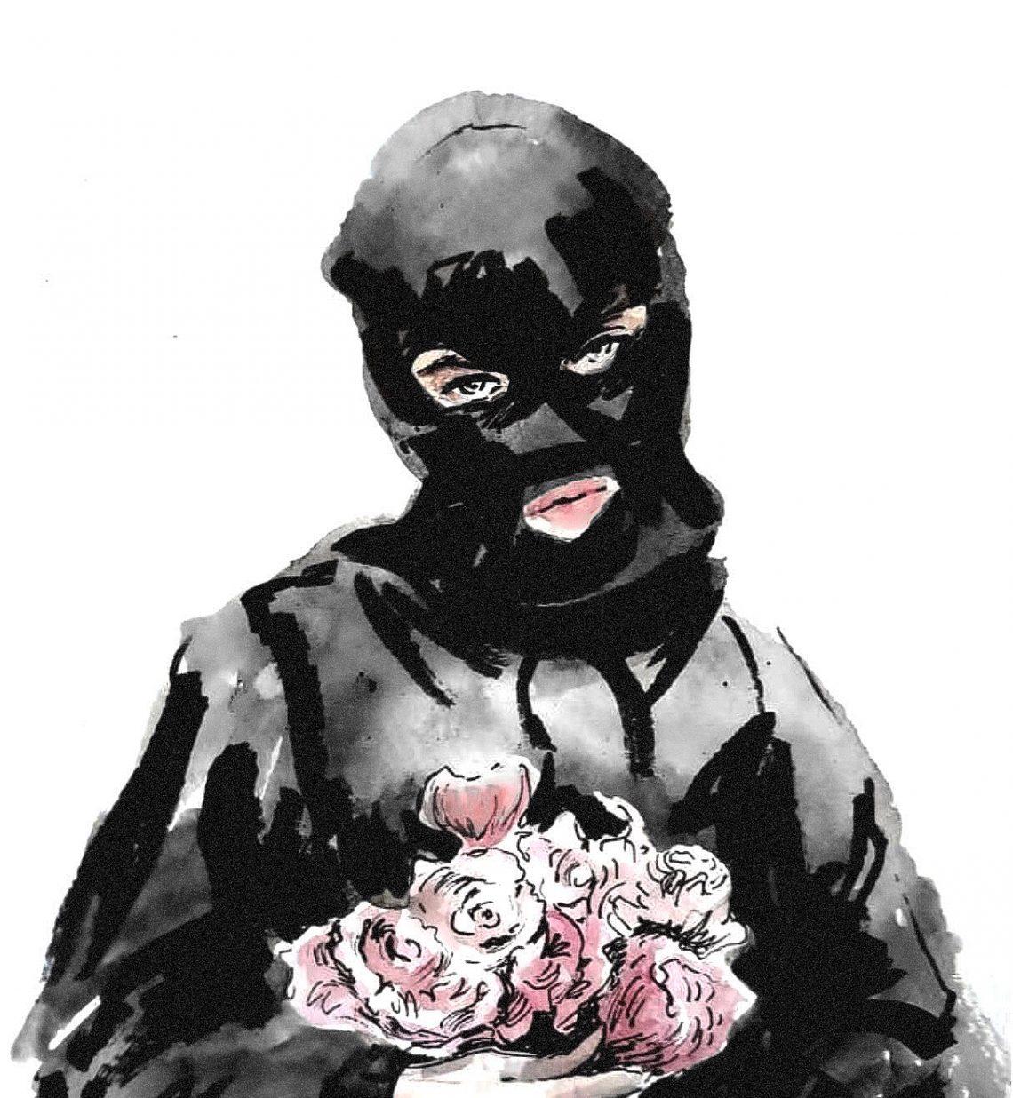 Christina Illustration
