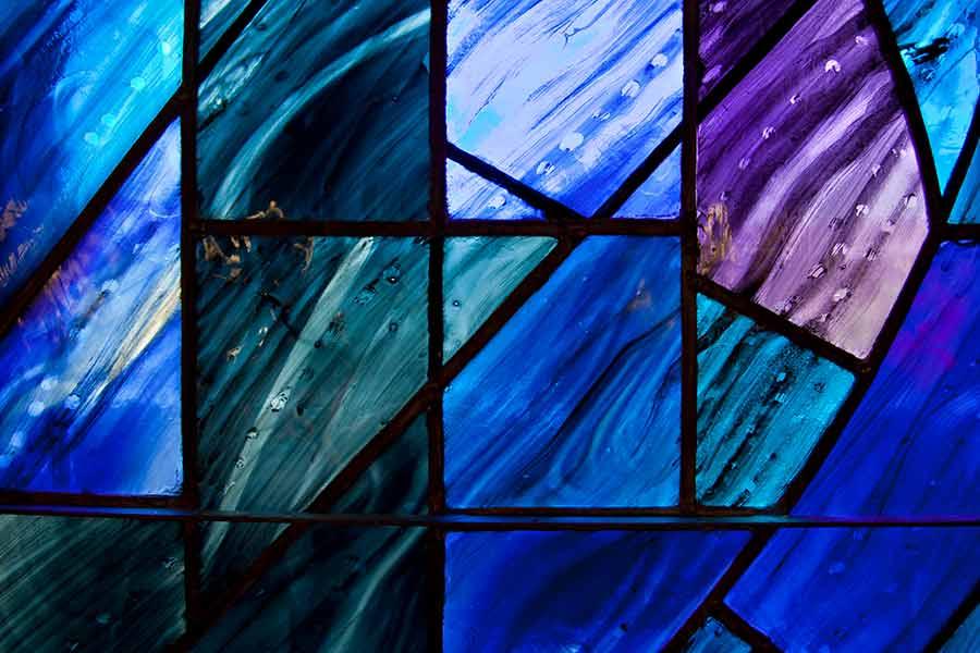 Modern Glass Texture