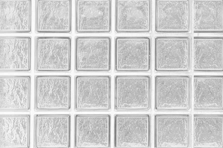 Glass Block Wall Texture