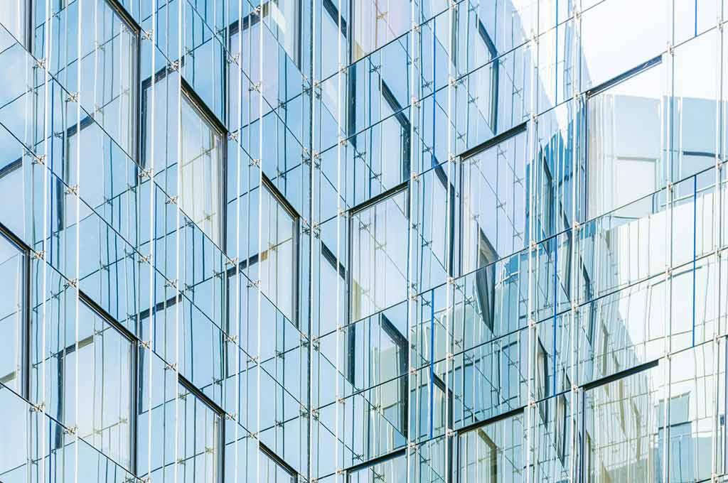 Modern Window Glass Texture