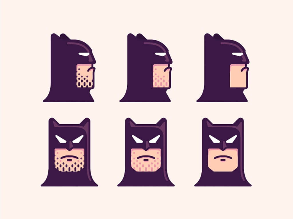 Batman Fan Art by Aleksandar Savic