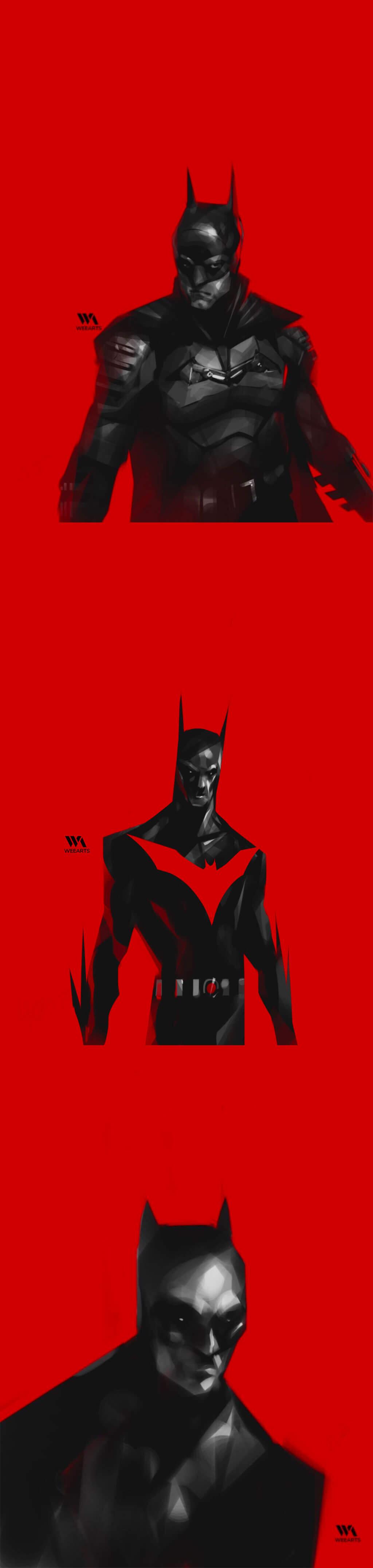 Batman Fan Art by Huy Dinh