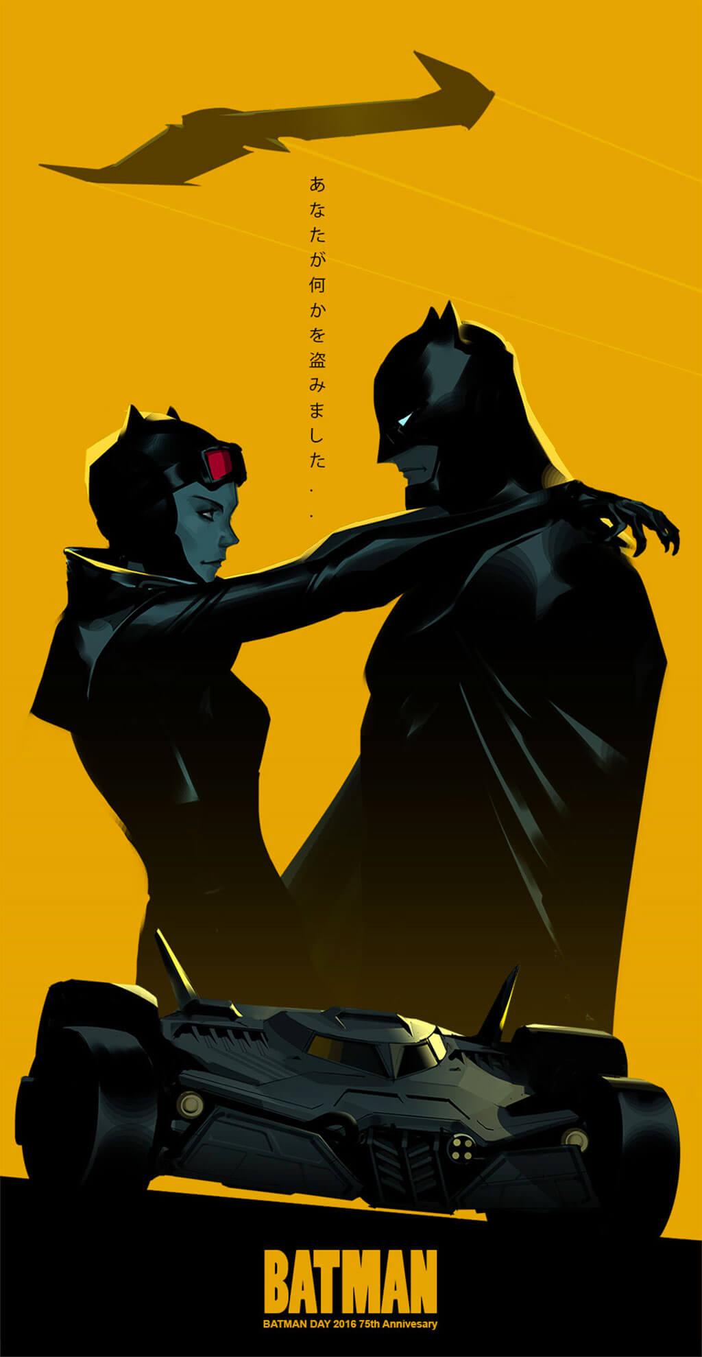 Batman Fan Art by Hoi Mun
