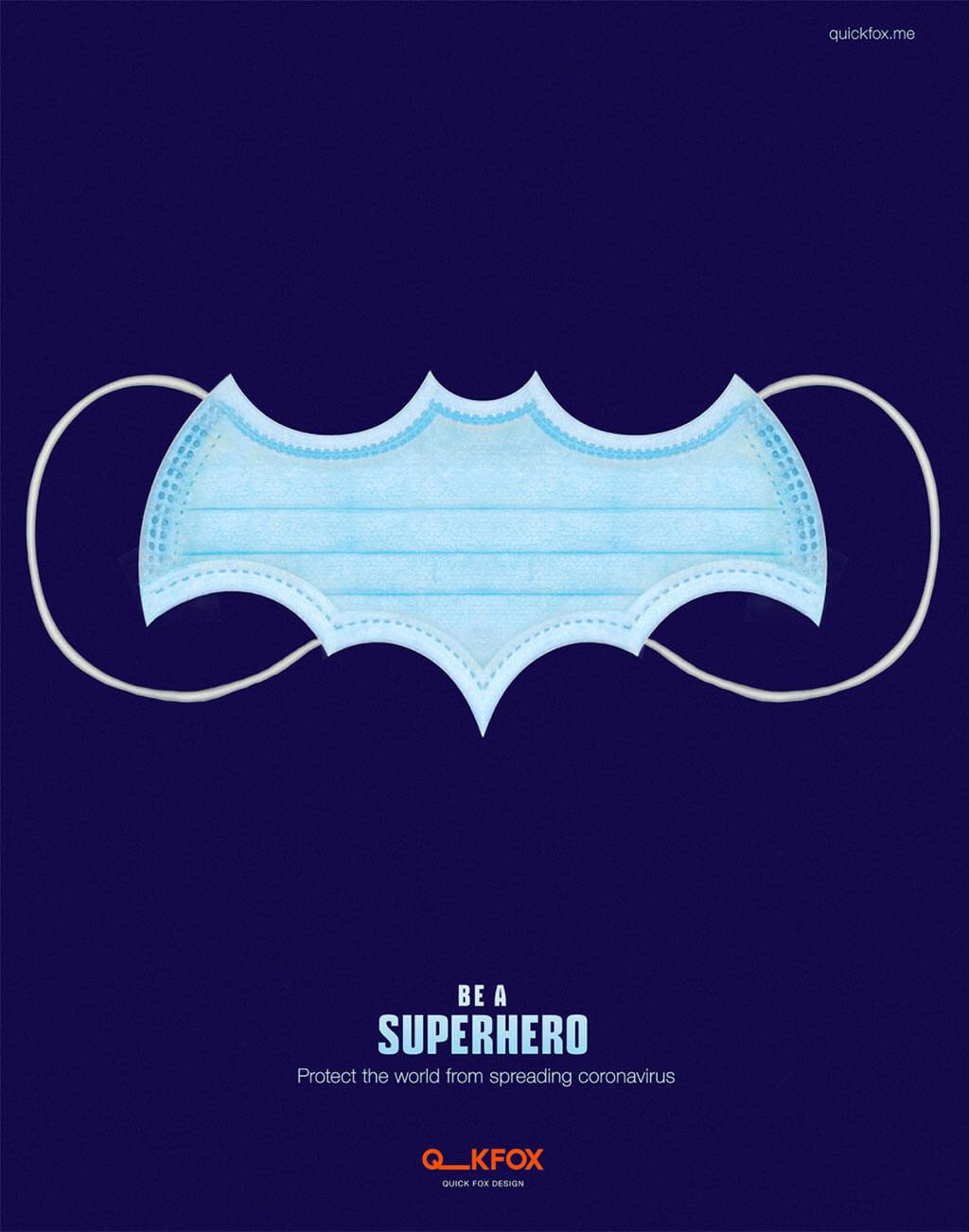 Batman Fan Art by Quick Fox Design, Pramod Kumar