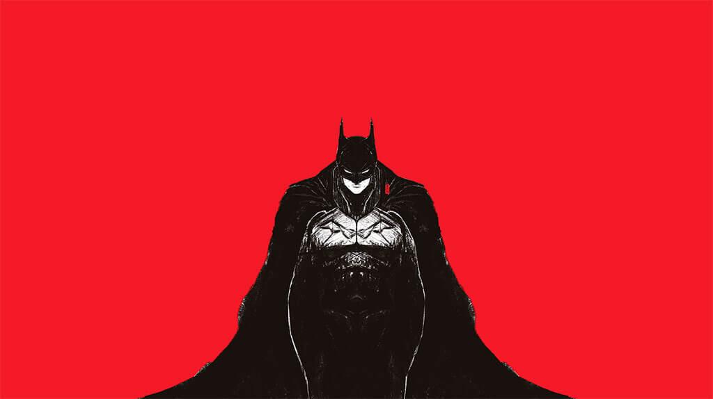Batman Fan Art by Vitor Xavuska
