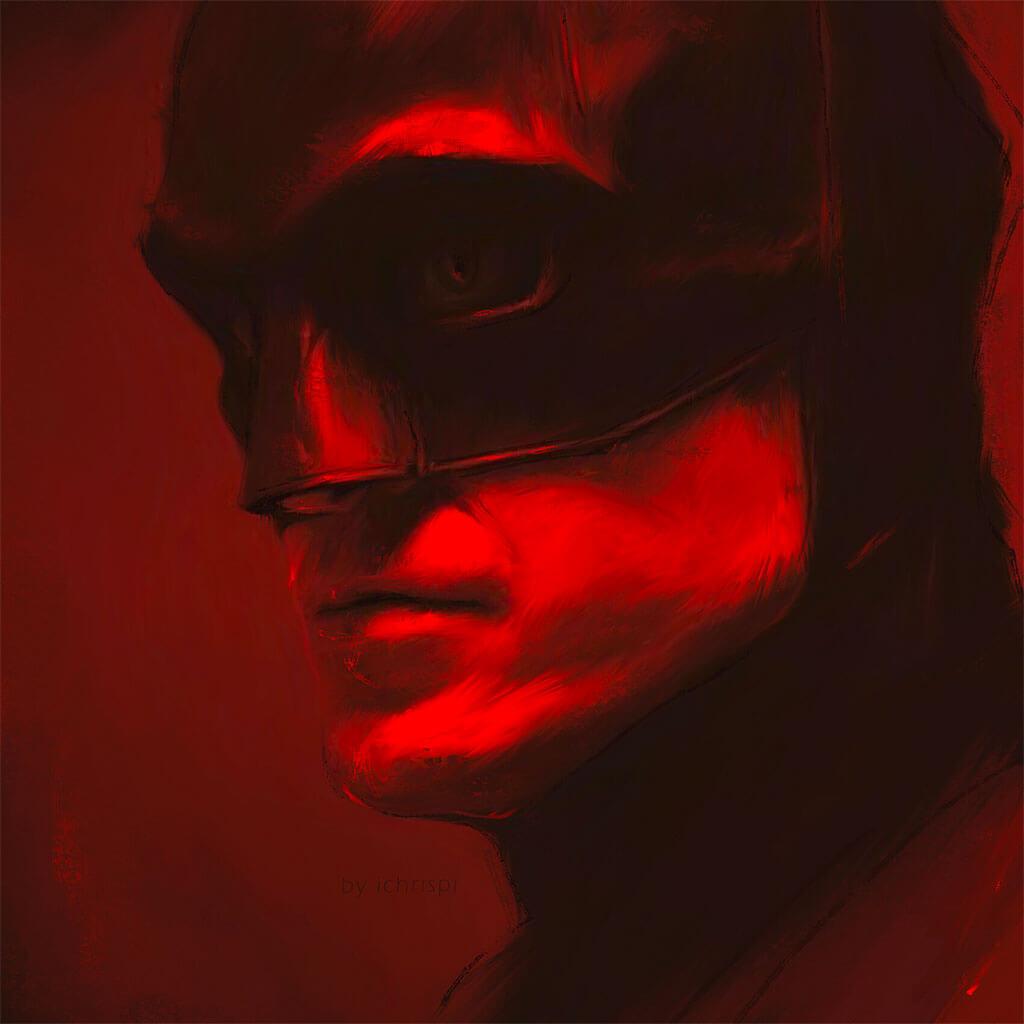Batman Fan Art by Chris (ichrispi) Tepaeva