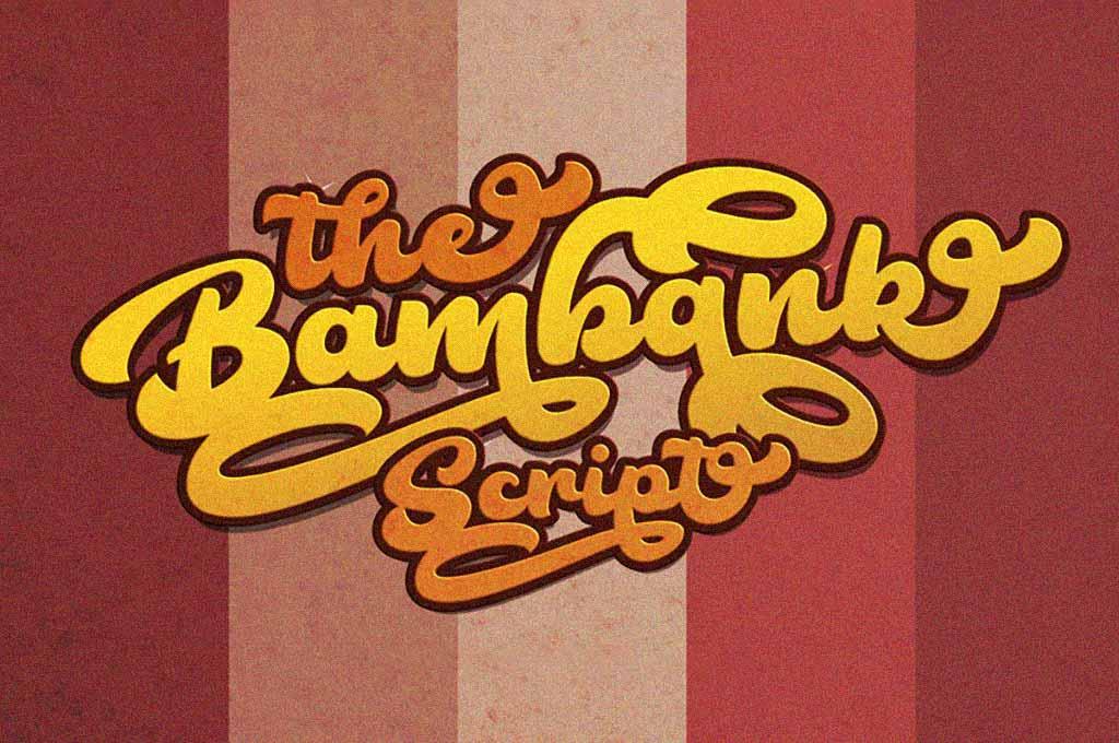The Bambank Script
