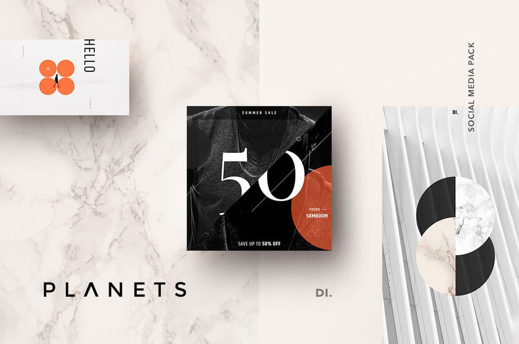 PLANETS Social Media Pack
