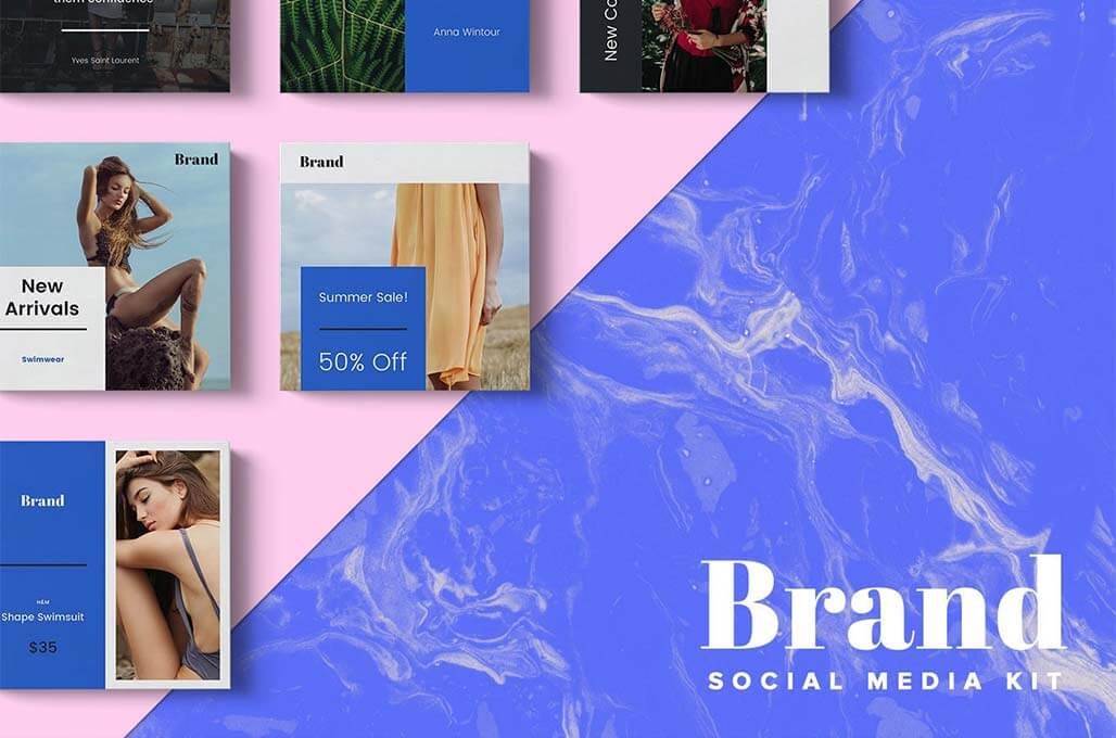 Brand Instagram Templates