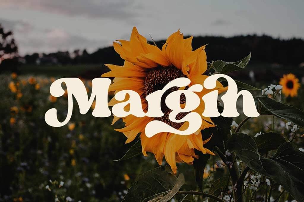 Margin — Retro Serif Font