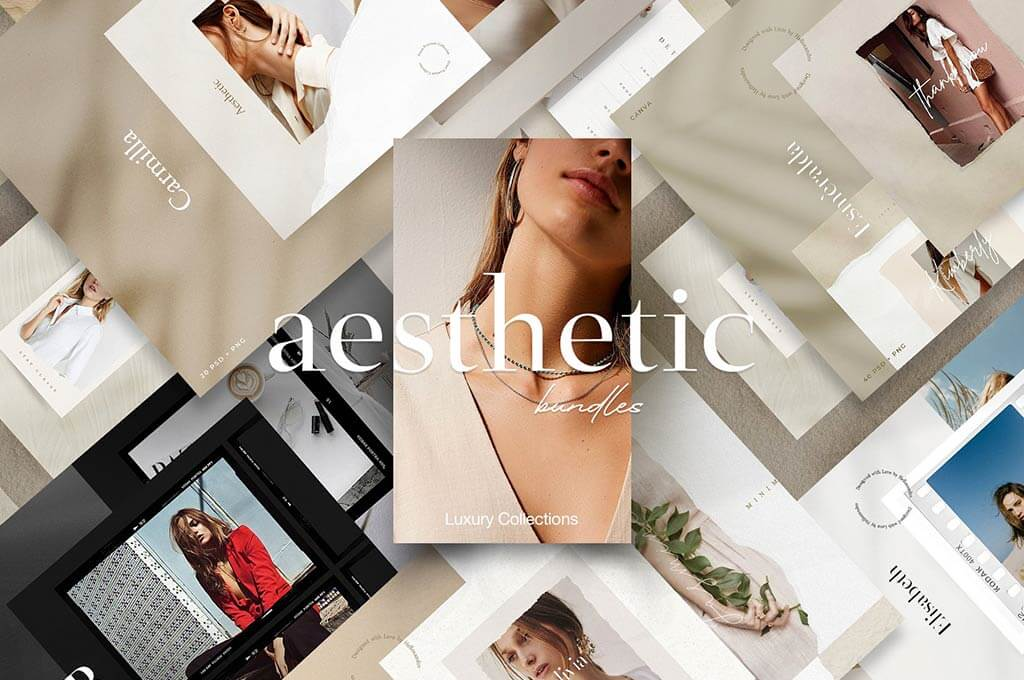Aesthetic - Social media bundles