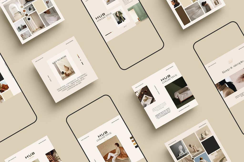Brand Boards for Instagram