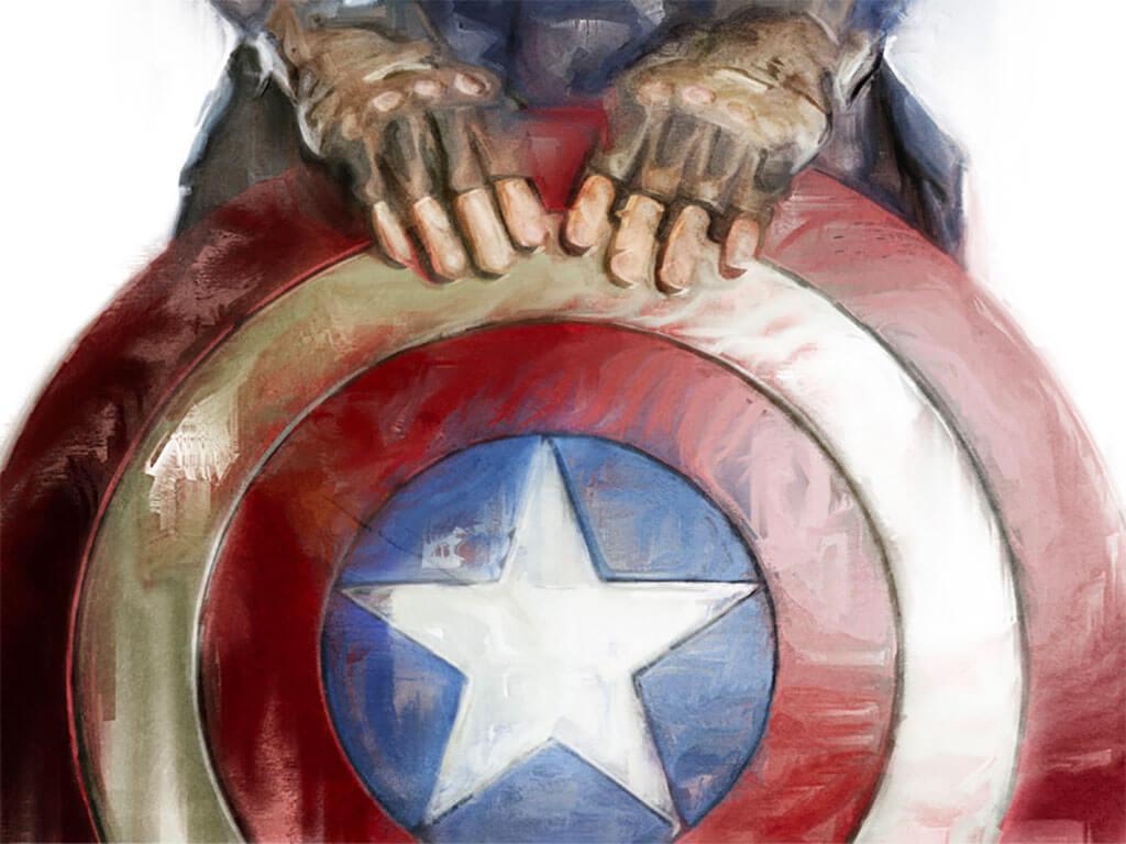 Avengers Fan Art by Matthew Gallagher